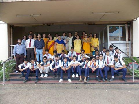 """Education Integrates All"" The National integration tour of students and teachers of AGS Bandipora and Sopore to Pune (Maharastra) organized under the aegis of Sadhbhavana"