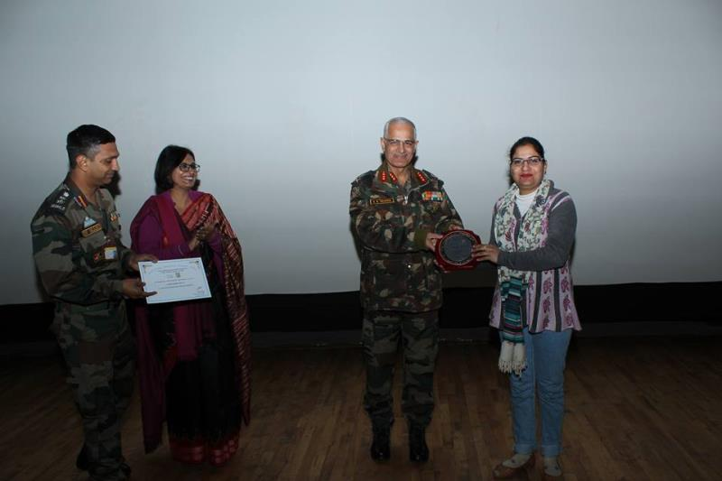 Principal's Conclave of Army Goodwill Schools of J&K